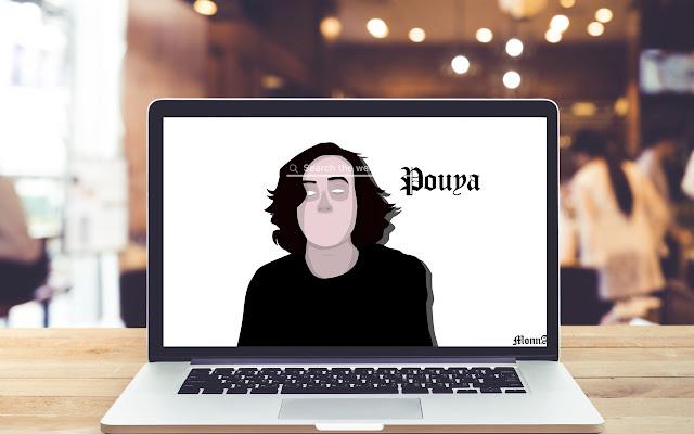 Pouya HD Wallpapers Music Theme