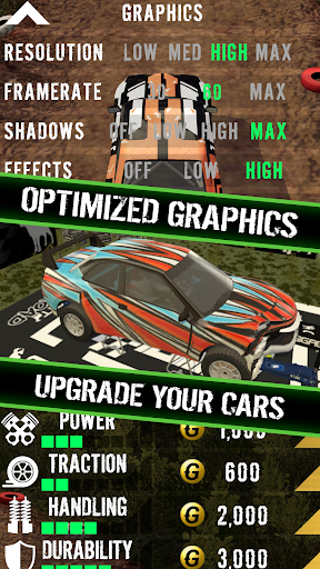 Code Triche Rally Runner - Endless Racing APK MOD screenshots 6
