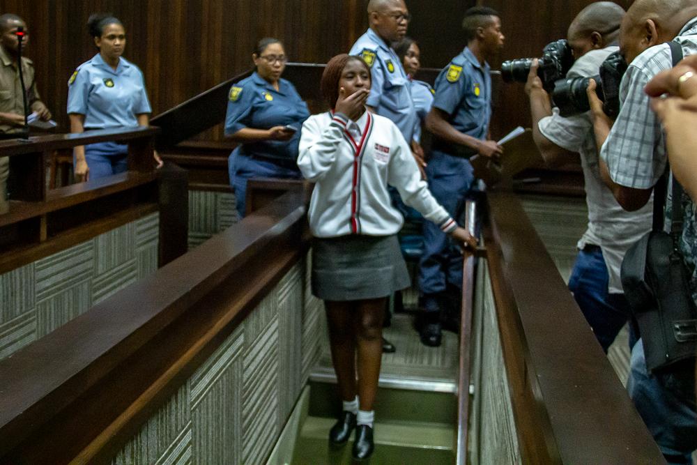 Joy as schoolgirl kidnap accused Karabo Tau is granted bail - SowetanLIVE
