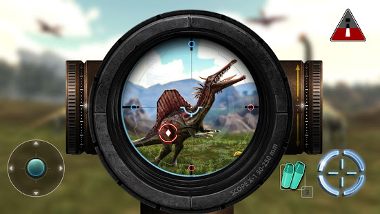 Robot FPS Shooting: Counter Dino Strike Game for PC-Windows 7,8,10 and Mac apk screenshot 5