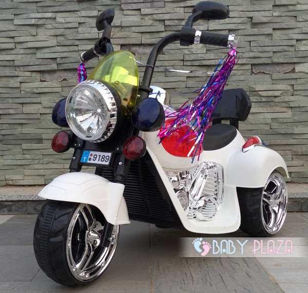 Xe máy điện cảnh sát 9189