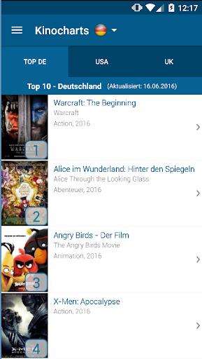 AbInsKino: Kinoprogramm mit Spielfilme TV Programm  screenshots 7