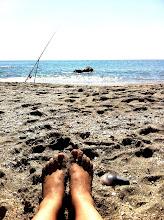 Photo: Costa del Sol, Spain!  August 2012.