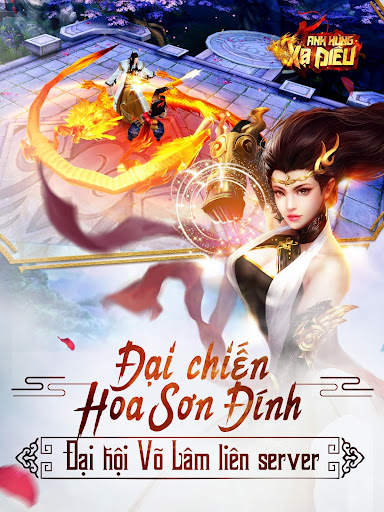 Anh Hùng Xạ Điêu for PC