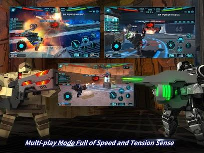 SquadflowM : Battle Arena 9