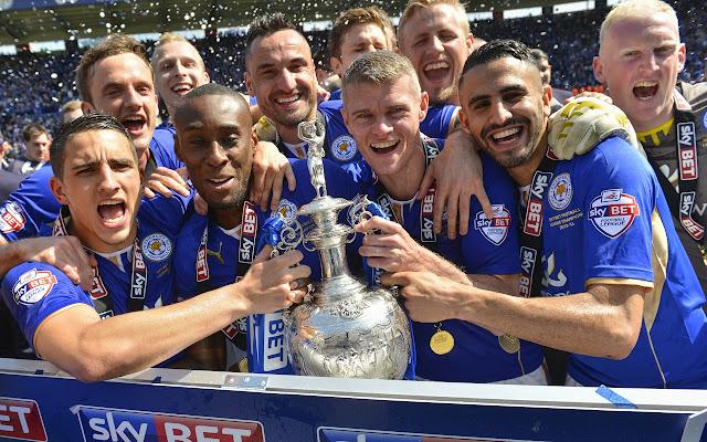 Leicester City Football Club Tab