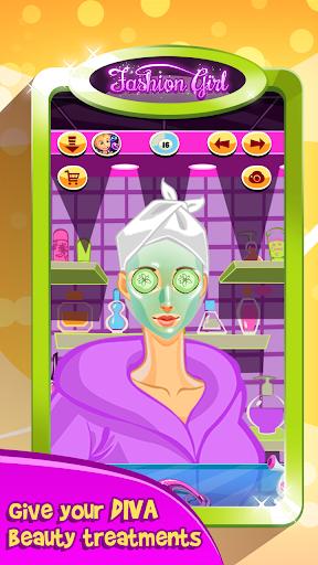 Fashion Girl: Makeover Salon  screenshots 9