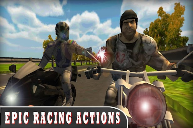 Highway Stunt Rider- screenshot thumbnail