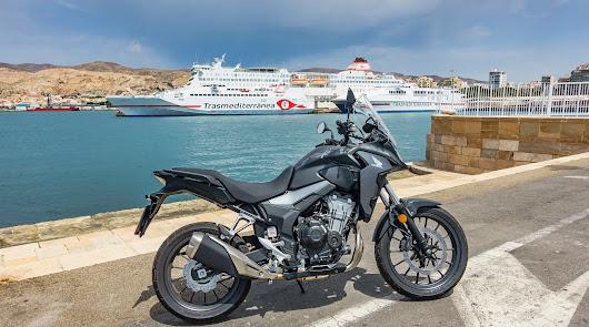 Honda CB500X: la moto fácil, lógica y asequible,  perfecta para el día a día