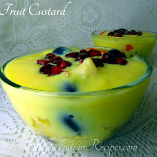 Fruit Custard.