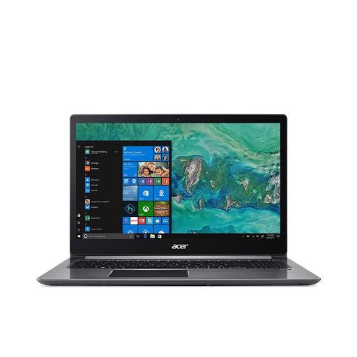 Máy tính xách tay/ Laptop Acer Swift 3 SF315-51G-535X (NX.GSJSV.005) (Xám)