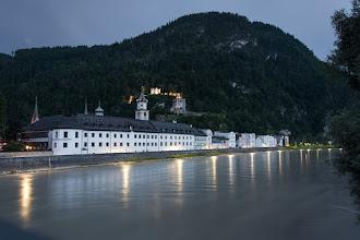 Photo: Rattenberg. Klasztor Augustianów założony w 1384 r.
