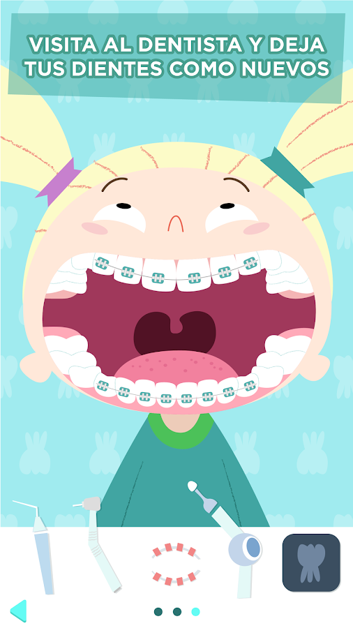 SANITAS DENTAL INFANTIL- screenshot