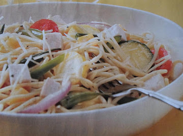 Italian Garden Salad Recipe