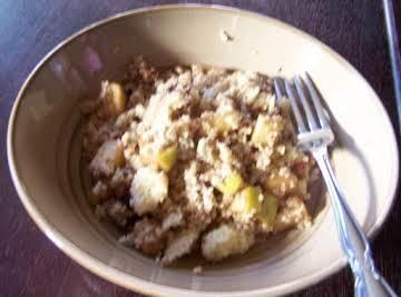 Apple Cinnamon Couscous