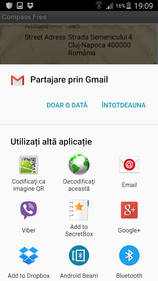 GPS Share Location - Android Apps on Google Play