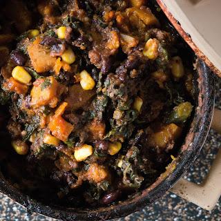 Mexican Black Bean Casserole Recipe