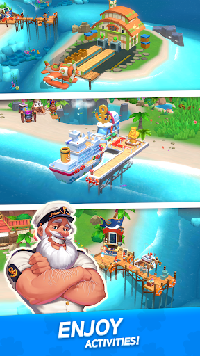My Little Paradise : Resort Management Game android2mod screenshots 4