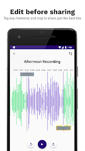 Aroundsound Audio Recorder Screenshot