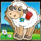 Peg Puzzle - Free Kids & Toddlers Shape Puzle Game icon