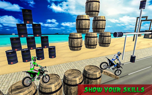 Tricky Bike Tracks 3D 1.0 screenshots 10