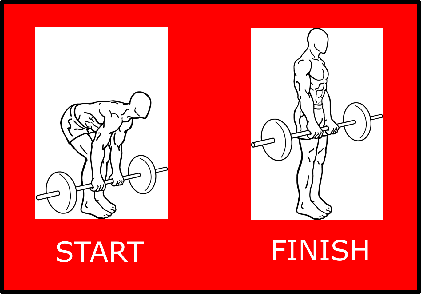 how to perform deadlift