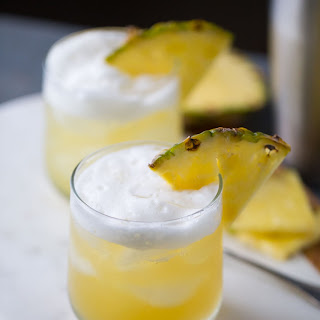 Pineapple Bourbon Punch