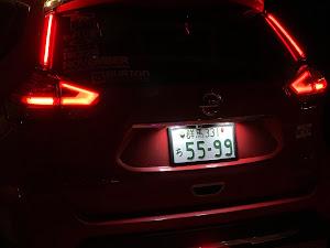 エクストレイル HNT32 20Xハイブリッド4WDのカスタム事例画像 *アクア*さんの2020年02月13日00:07の投稿