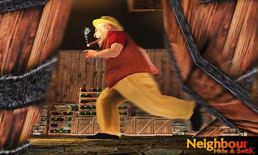 Scary Neighbor Escape Game 1.4 screenshots 7