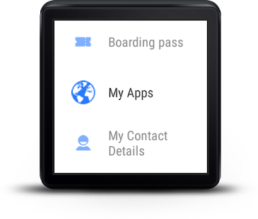 Wear Codes for Android Wear – Miniaturansicht des Screenshots