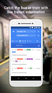 Google Maps Go – Directions, Traffic & Transit 3
