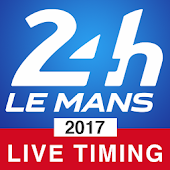 Le Mans 24H 2017 Live Timing