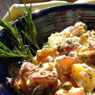 Roasted Provincial-Style Potato Salad