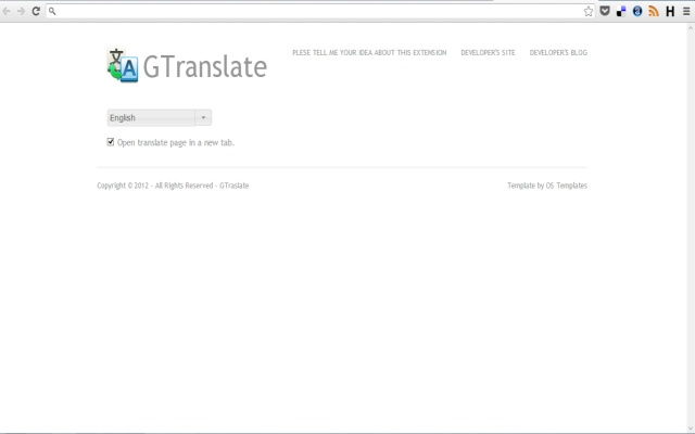 GTranslate