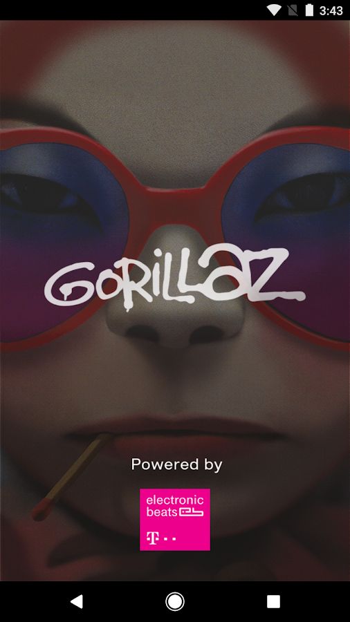 Gorillaz- screenshot