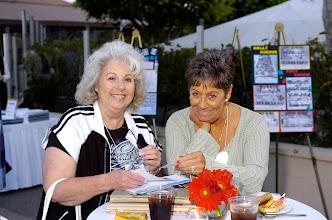 Photo: Carol Carr Mayo and Kay Petrusha Thompson