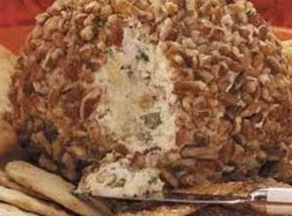 Pineapple Cheese  Ball Recipe