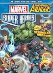 """Marvel Avengers: Serangan Android - Disney"""
