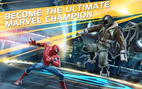 play MARVEL Contest of Champions on pc & mac