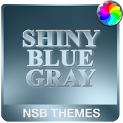 Shiny Blue Gray for Xperia