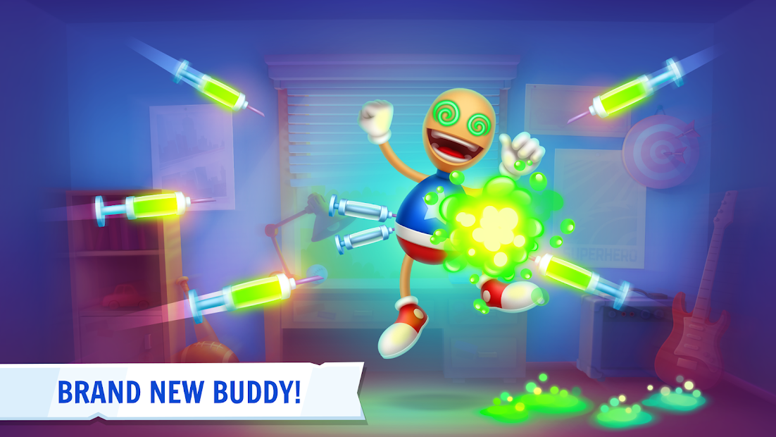 Kick the Buddy: Forever Android App Screenshot