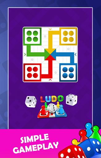 Ludo Classic Game : Parchisi Game 2020 screenshot 2