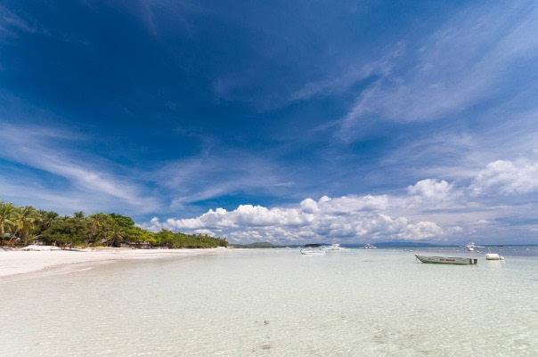 Dumaluan Beach, Panglao