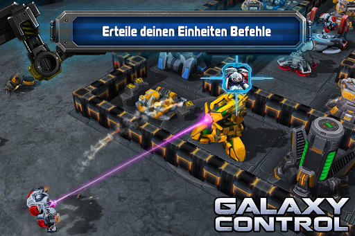 Galaxy Control: 3D Strategie  screenshots 2
