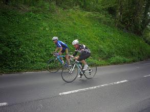Photo: Chantal concentrée