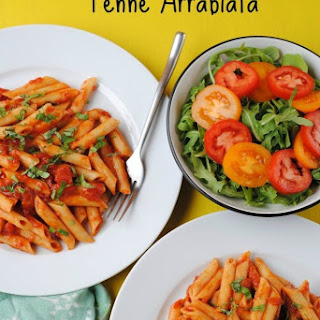 Penne Arrabiata With Vegetables Recipes