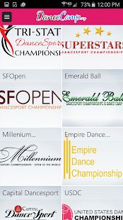 DanceComp- screenshot thumbnail