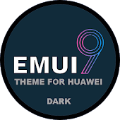 Emui9 Dark Theme For Emui 5/8/9 Icon