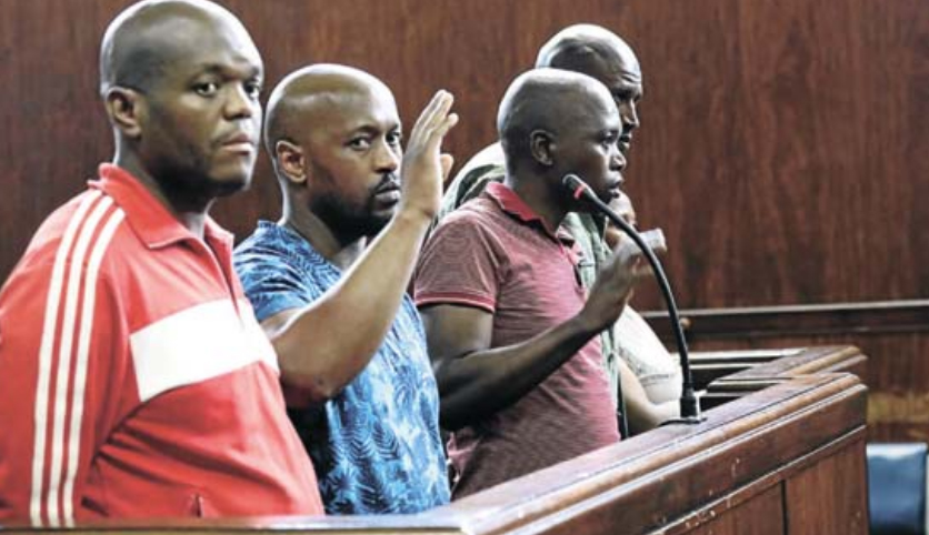 Police recapture three of the nine awaiting-trial prisoners who escaped from Springs court - SowetanLIVE