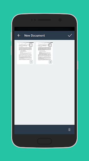 Simple Scan - PDF Scanner App 2.0 screenshots 8